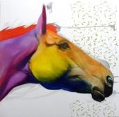 Equus-2016-Olio-on-Canvas-cm-100x100