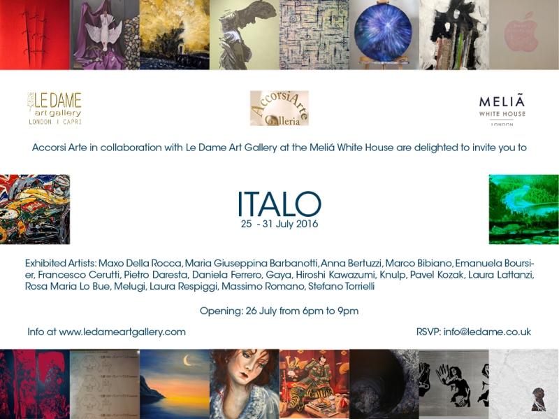ITALO invite