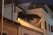 Graffiti Pasolini - Rome 2015