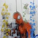 SM, 2016 Oil on Canvas, 100 x 100cm