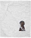 Stefano Torrielli - secret Life - tecnica mista su tela - cm. 100 x 120- 2015