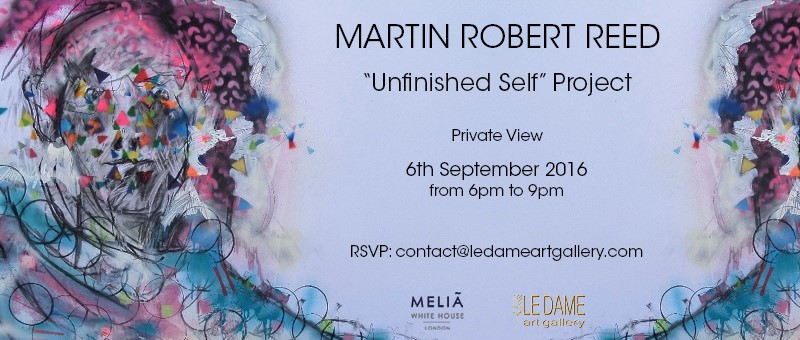 Martin Robert Reed invite cropped web