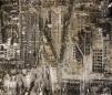 Dario Moschetta NY 25 2017 Mixed Media 100 x 85 cm