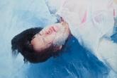 Kim, Jin Nam Unrest3 116,8X 80,3cm,Oil on Canvas 2016