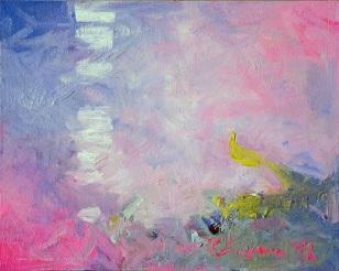 Park, Eun Ae, Pure 2, 53X45,5cm, Oil on Canvas 2017