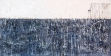 Sohn, Jin Hee, The way4,13x25cm, Oil on wood